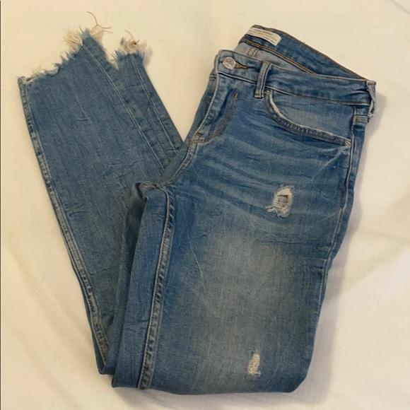 Zara skinny jeans size 04